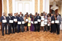 France : la première promotion de cadres africains issus du programme Lead Campus a été certifiée
