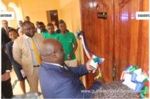 Une nouvelle bibliothèque au centre culturel équato-guinéen