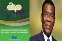 Obiang Nguema Mbasogo primé à l'Unanimité par le groupe ACP, une première !