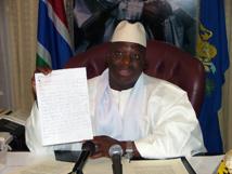 Gambie: le président sortant Jammeh rejette les résultats une semaine après