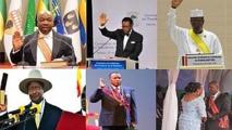 Retour sur les cérémonies d'investiture des présidents Africains en 2016