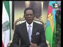 l'Adresse du Président Obiang Nguema Mbasogo à son peuple, emprunte à la fois de sérénité et de prospection