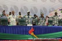 Guinée équatoriale : le président reconduit à la tête du parti