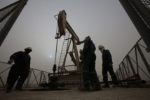 Les prix du pétrole à leur plus bas depuis 2009 à New York