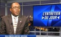 Guinée Equatoriale : Salomon Abeso Ndong en croisade d'intoxication