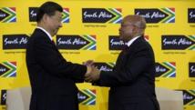 A Johannesburg, le sommet Chine-Afrique s'ouvre dans l'inquiétude