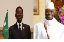 Burundi : Les Présidents Obiang Nguema Mbasogo de Guinée Equatoriale et le Président Yahya  Jammeh de Gambie déjouent  l'envoi d'une force d'interposition