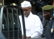 Procès Habré: le procureur réclame la perpétuité pour l'ex-président tchadien