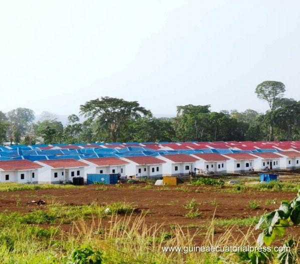 Guinée Equatoriale : Les logements sociaux du concret !!!