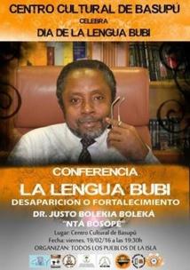 Guinée Equatoriale : Basupu del Oeste célèbre la langue Bubi