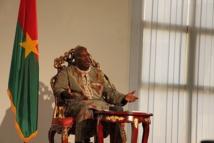 Burkina Faso: « depuis le 12 janvier, … personne n'a touché un franc de salaire jusqu'au moment où je vous parle», Roch Marc Christian Kaboré -