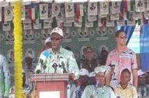 Guinea Ecuatorial : Paix, stabilité, développement