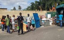 Côte D'Ivoire : Déguerpissement à coup de gaz lacrymogène de 22 familles de la cité RAN du Plateau