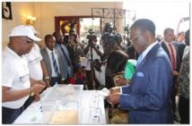 Guinée-Equatoriale : le scrutin se déroule dans la transparence (Photos)