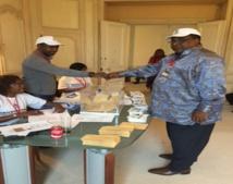 Interview exclusive de l'ambassadeur de la Guinée équatoriale en France : transparence électorale ,  recensement  ,  absence des représentants de l'opposition  lors du vote !!!