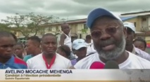 Guinée Equatoriale : Que raconte Avelino Mocache à Diario Rombe ?