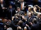 Dilma Rousseff écartée de la présidence du Brésil par le Sénat fédéral
