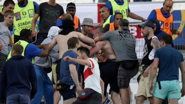 Coupe d'Europe : Marseille la barbarie !