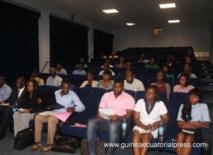 Guinée Équatoriale : Première Rencontre de grande portée,entre le ministre en charge de la culture et l'ensemble du  personnel du parc national !!!