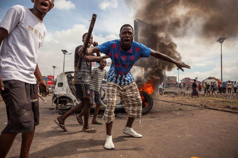 RDC : 6 morts à Kinshasa lors d'affrontements entre manifestants et policiers