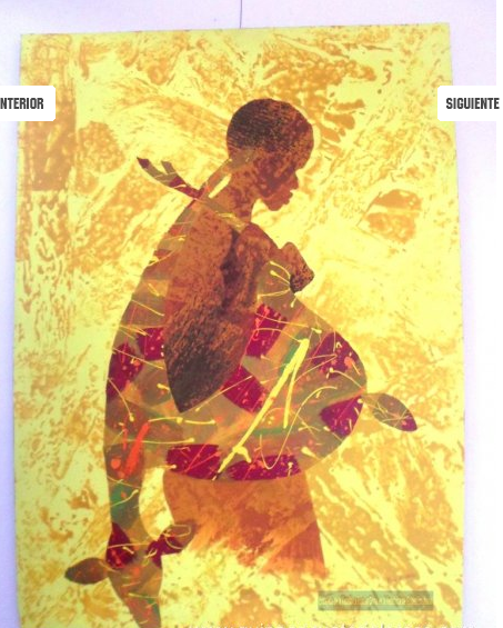 Un jeune peintre Equato-Guinéen s'envole pour la Chine