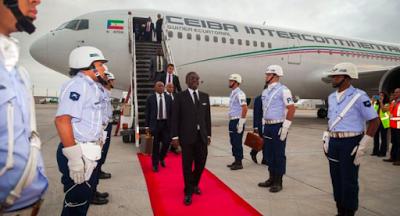 """Derrière le blog """" El Confidencial  de Guinea Ecuatorial """" se cache une vieille canaille !!!"""