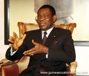 Analyse politique : Si tous les Chefs d'Etat Africains avaient la posture d 'Obiang Nguema Mbasogo , l 'Afrique aurait un visage plus reluisant !!!