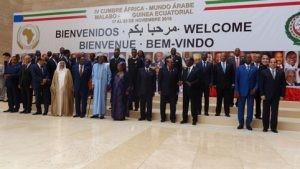 Guinée Equatoriale :   Le 4eme Sommet Afrique- Monde Arabe, un pari réussi !!!