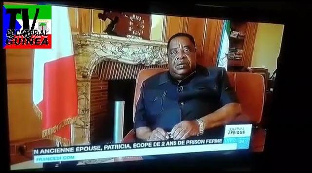 Son excellence Miguel Oyono  Ndong Mifumu haut représentant de la Guinée Equatoriale en France a mis le doigt là où ça fait mal : Les rats sortent de leur tanière !!!