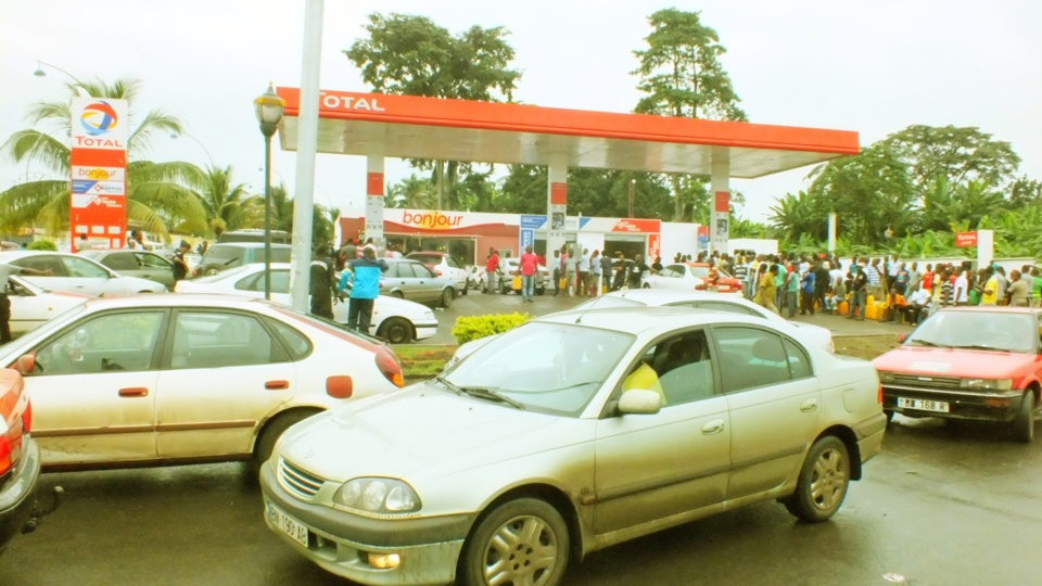 Les dessous  de la Pénurie de pétrole en Guinée Equatoriale entre extrapolation et sabotage ! Fort heureusement il n'y a pas péril en la demeure !