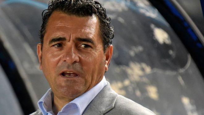 Guinée Equatoriale : Le Coach de l'équipe nationale  Esteban Becker Churukian est viré