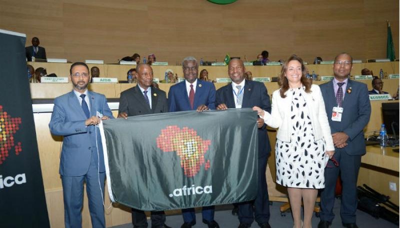 «.AFRICA», L'AFRIQUE POSSÈDE MAINTENANT SON PROPRE NOM DE DOMAINE INTERNET