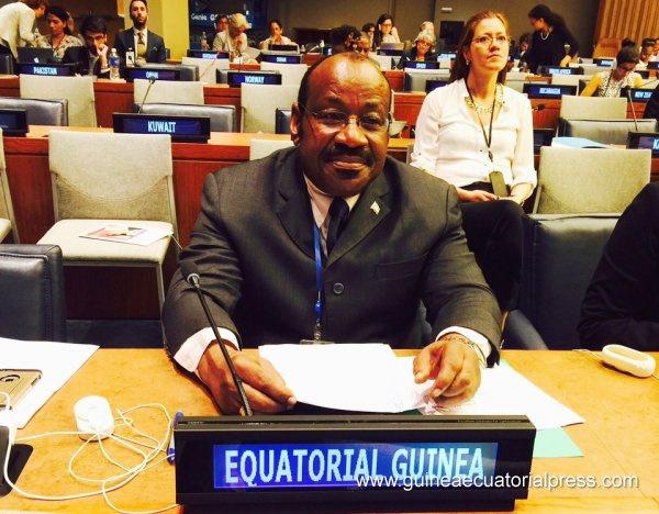 Le représentant de la Guinée Équatoriale auprès des nations unies réagit au procès des 'biens mal acquis'