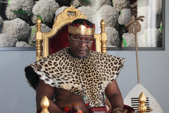 Forum des souverains et leaders traditionnels africains: L'Equato-Guinéenne Isabel Eraullvina a été intronisée par sa majesté Tchiffi Zié Jean-Gervais