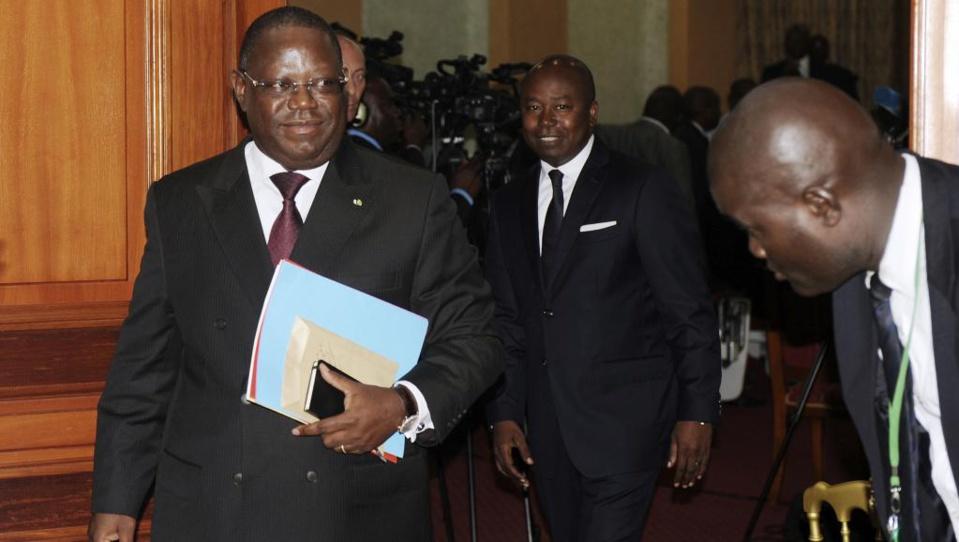 Gabon : composition du nouveau gouvernement et nomination d'un vice-président