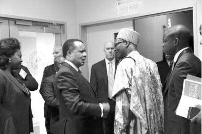 L'Union africaine au chevet de la Libye