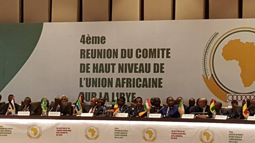 Communiqué final de la 4e réunion du Comité de haut niveau de l'Union africaine sur la Libye