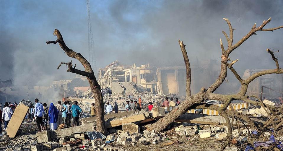 Attentat de Mogadiscio: L'Union Africaine,Paris, Londres, et Washington  expriment leur soutien