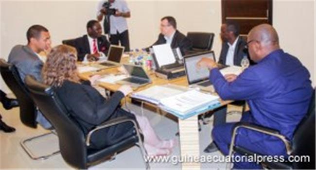 Premier conseil d'administration de la chaîne África 24 en Guinée équatoriale