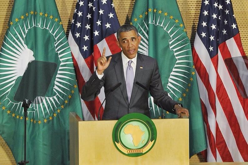 Quelle est la sincérité du discours d'Obama à la tribune de l'Union Africaine ?