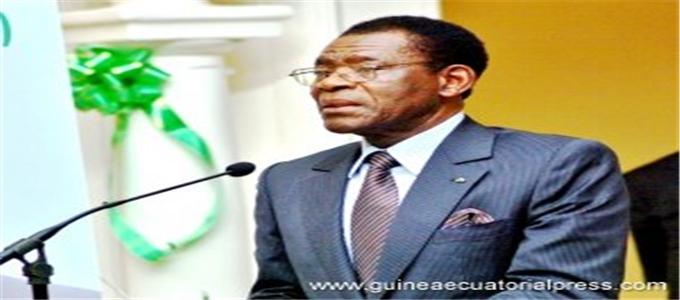 Messages de félicitations du Président Obiang Nguema Mbasogo  aux pays amis