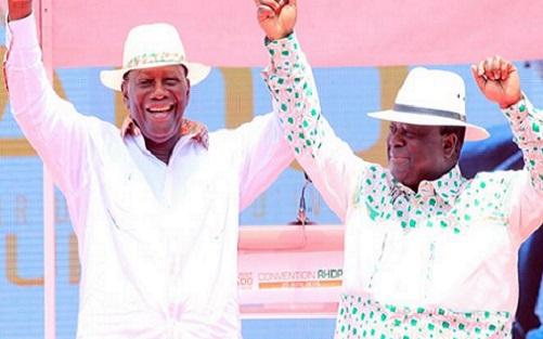 Côte-d'Ivoire : Des cafouillages et une participation faible , certains électeurs semblent avoir reçu de l'argent pour aller voter