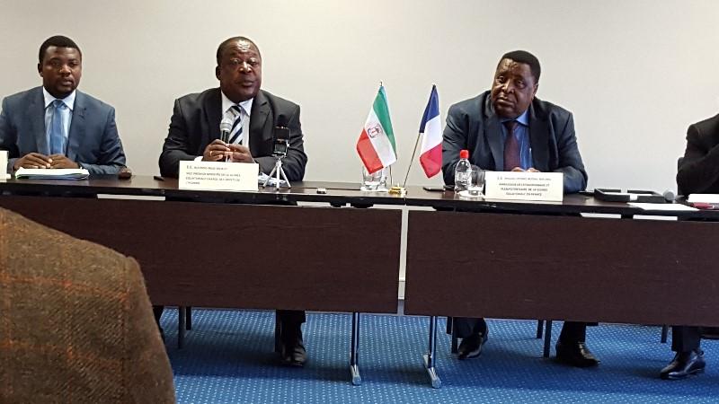 GUINEA ECUATORIAL : La CORED-PP discrédité