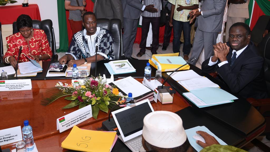 Burkina: Isaac Zida authentifie l'enregistrement de Soro et Bassolé