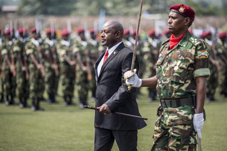 Burundi. Il faut stopper le président Nkurunziza