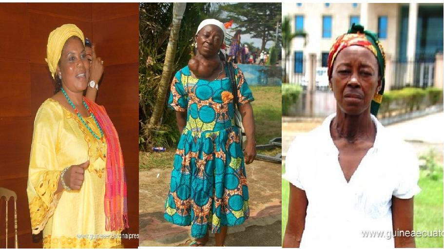 Constancia Mangue de Obiang  :  première DAME au grand coeur , a sauvé la vie d'une compatriote !!!