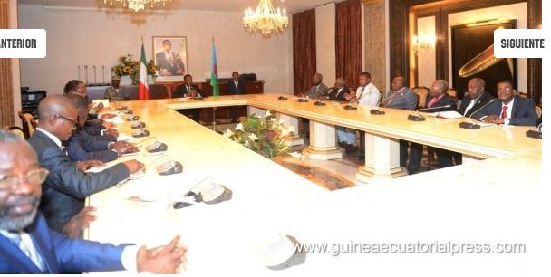 La présidentielle 2016 est anticipée en Guinée-Equatoriale pour le 24 Avril 2016