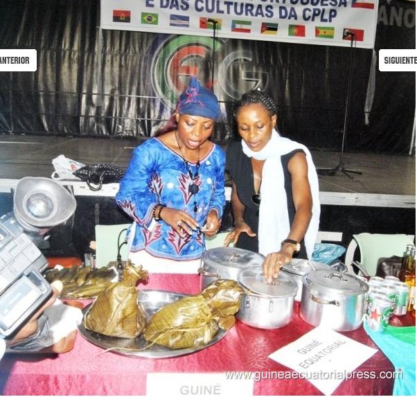 Guinée Equatoriale  :  la journée consacrée à la langue portugaise , hissée aux plus hautes marches !!!