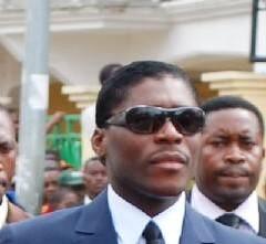 Guinée Équatoriale santé  :  Teodoro  Nguema Obiang Mangue , pose une action forte de solidarité envers un jeune compatriote !!!