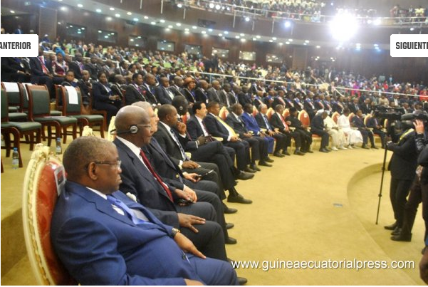 Investiture du Président Teodoro Obiang Nguema Mbasogo : Un mandat pour boucler la boucle du développement